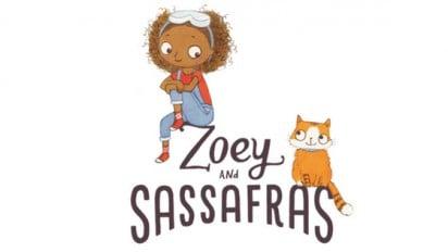 Zoey and Sassafras Series Activities