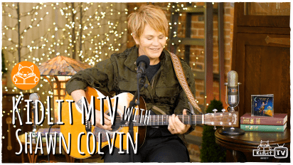 KidLit MTV with Shawn Colvin THE STARLIGHTER