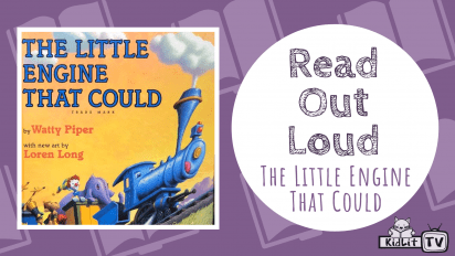 Read Out Loud | THE LITTLE ENGINE THAT COULD