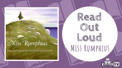 Read Out Loud | MISS RUMPHIUS