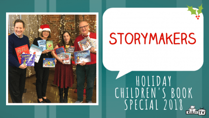 StoryMakers Holiday SPECIAL 2018!