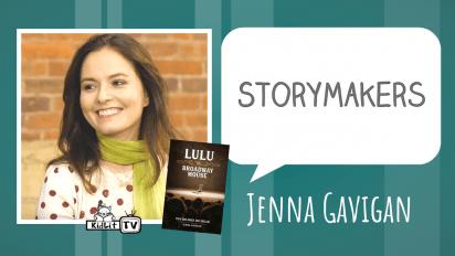 StoryMakers with Jenna Gavigan