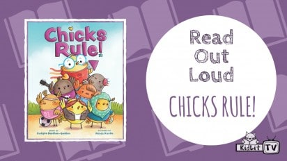 Read Out Loud  |  CHICKS RULE!