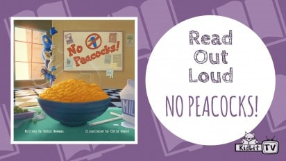 Read Out Loud | NO PEACOCKS!
