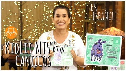 KidLit MTV with Susie Jaramillo – CANTICOS' MY LITTLE DONKEY