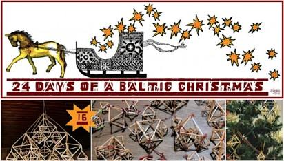 PUZURIS: A Baltic Winter Solstice Craft Tradition