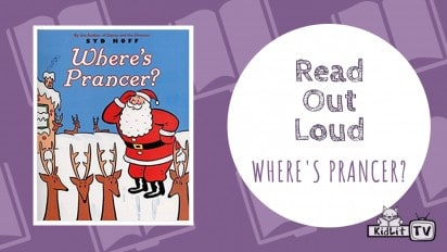 Read Out Loud | WHERE'S PRANCER?