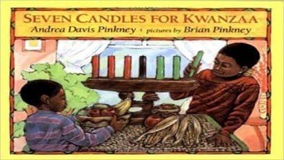 Kwanzaa Stamp Art
