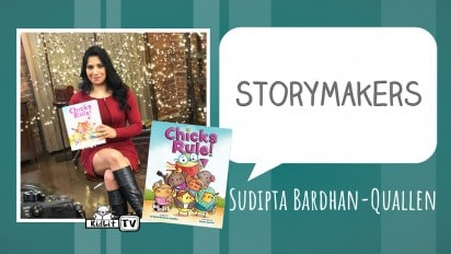 StoryMakers with Sudipta Bardhan-Quallen