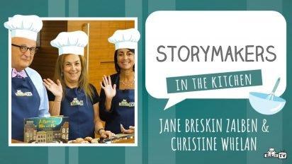 StoryMakers in the Kitchen with Jane Breskin Zalben