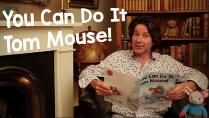 You Can Do It Tom Mouse!