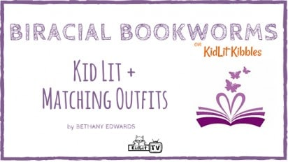 Kid Lit + Matching Outfits