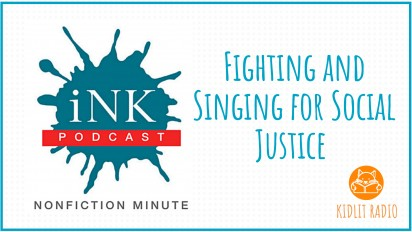 KidLit RADIO: Fighting and Singing for Social Justice