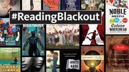 #ReadingBlackout: New York Public Library