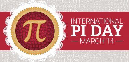 Celebrating Pi Day in the Library