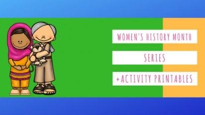 Women's Activity Month Activity Printables