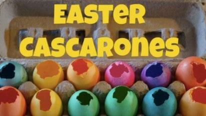 Easter Cascarones