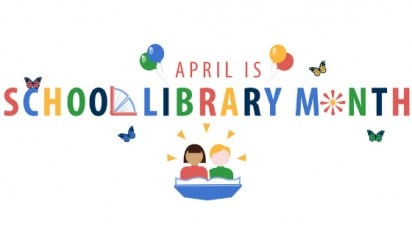 Celebrating School Library Month 2019
