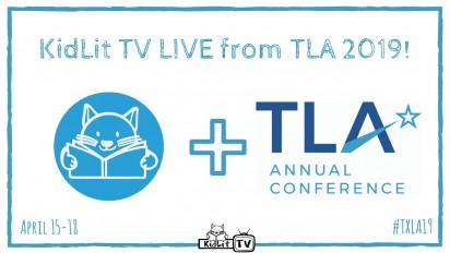 KidLit TV LIVE from TLA 2019!