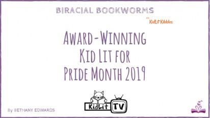 Award-Winning Kid Lit for Pride Month 2019