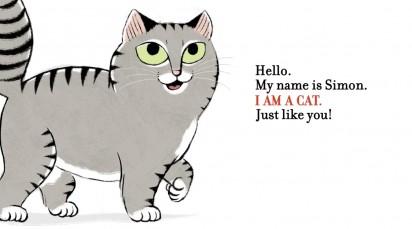 I AM A CAT Book Trailer