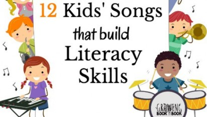 Kids' Songs That Build Literacy Skills