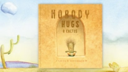 NOBODY HUGS A CACTUS Book Trailer