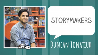 StoryMakers with Duncan Tonatiuh SOLDIER FOR EQUALITY