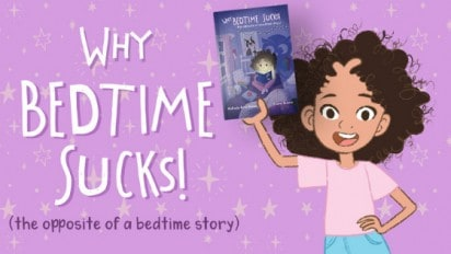 WHY BEDTIME SUCKS Book Review