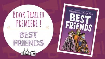 Book Trailer Premiere! BEST FRIENDS