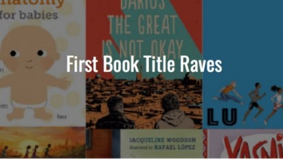 First Book Title Raves