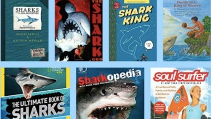 Shark Week Books and Videos for Kids