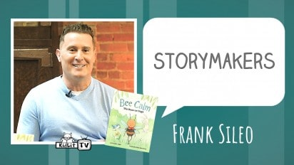StoryMakers with Frank Sileo BEE CALM