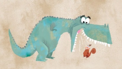 THAT'S WHAT DINOSAURS DO Book Trailer
