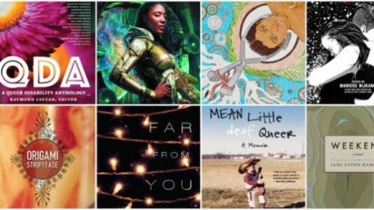 8 Books Featuring Disabled Queer Women Characters