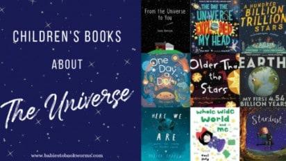 Children's Books About the Universe