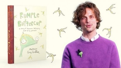 RUMPLE BUTTERCUP: A STORY OF BANANAS, BELONGING, AND BEING YOURSELF Book Trailer