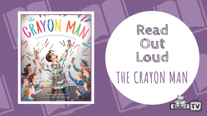 Read Out Loud THE CRAYON MAN
