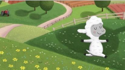 SHEEP DOG AND SHEEP SHEEP Book Trailer