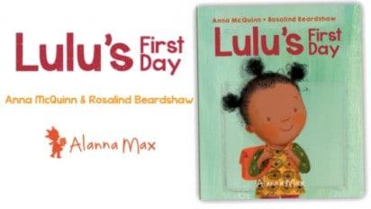 LULU'S FIRST DAY Book Trailer