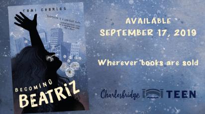 BECOMING BEATRIZ Book Trailer