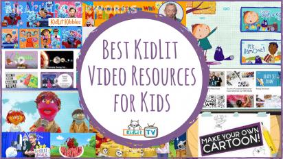 Best KidLit Video Resources in 2019
