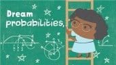 n Joyce Wan's latest board book, DREAM BIG, little ones will find the courage and strength to achieve anything they want to --all by dreaming big!