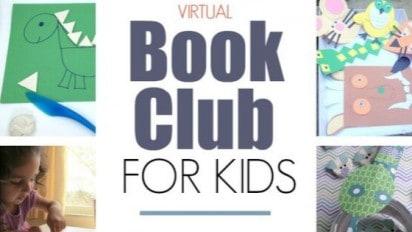 Weekly Virtual Book Club for Kids