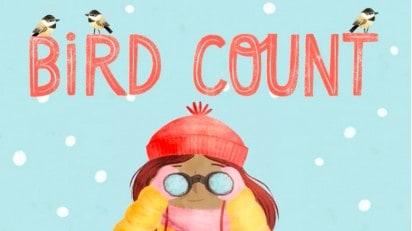 BIRD COUNT Book Trailer
