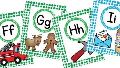 Hands- On Preschool Alphabet Printables
