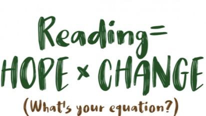 Reading = HOPE× CHANGE Activity Kit