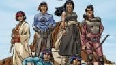 This amazing art exhibit celebrates #ownvoices comic books featuring Native American Comic Book Heroes that portray characters of Native American descent.