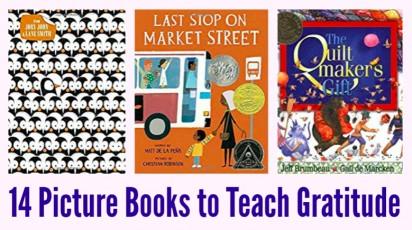 Picture Books to Teach Gratitude