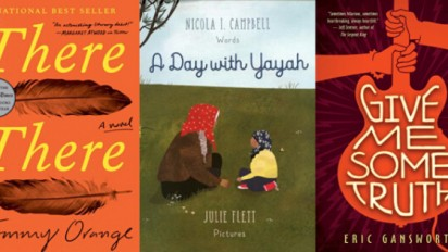 9 Books for Native American Heritage Month